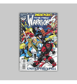 New Warriors 46 1994