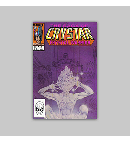 Saga of Crystar, Crystal Warrior 5 1984