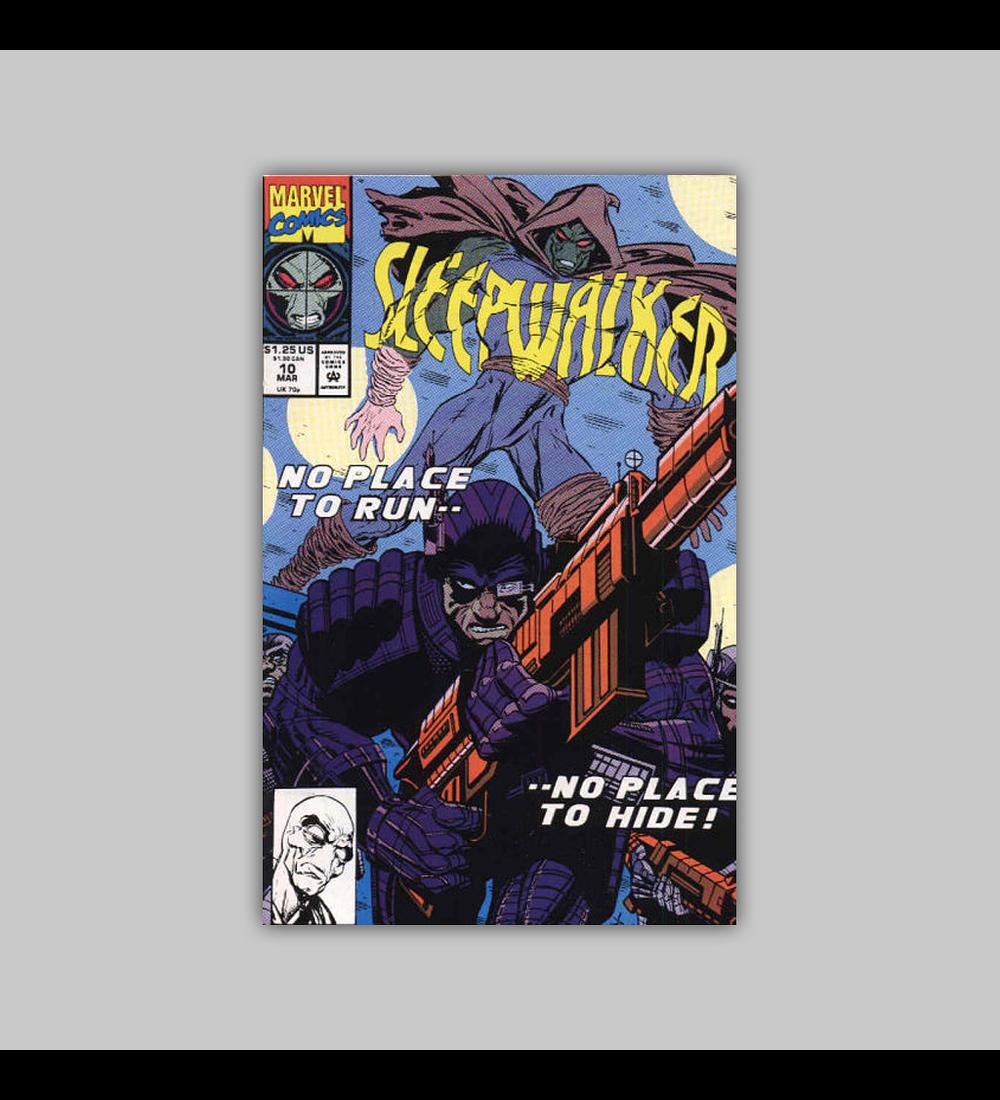Sleepwalker 10 1992
