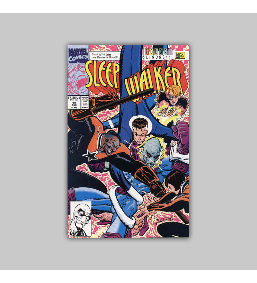 Sleepwalker 15 1992
