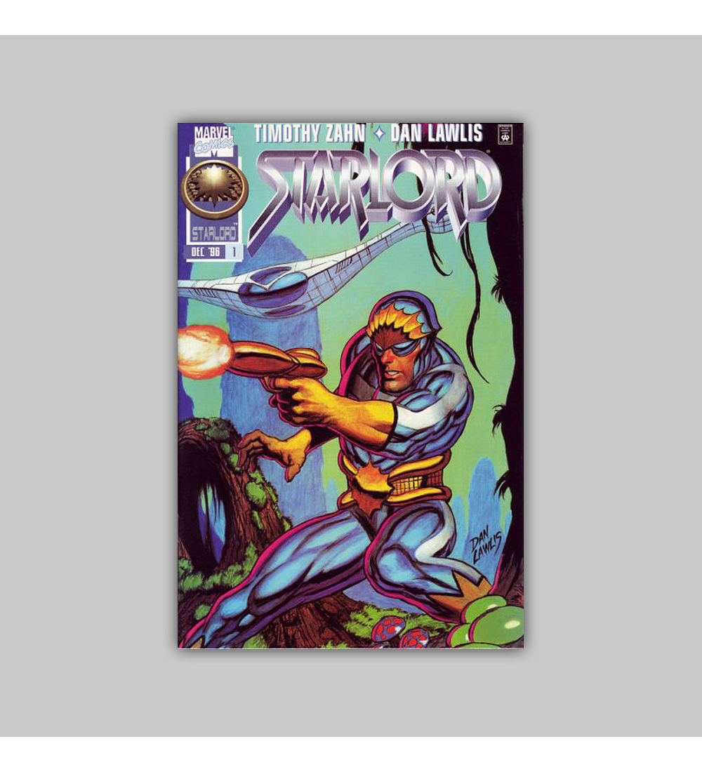 Starlord (complete limited series) 1997