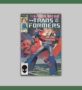 Transformers 1 VF (8.0) 1984