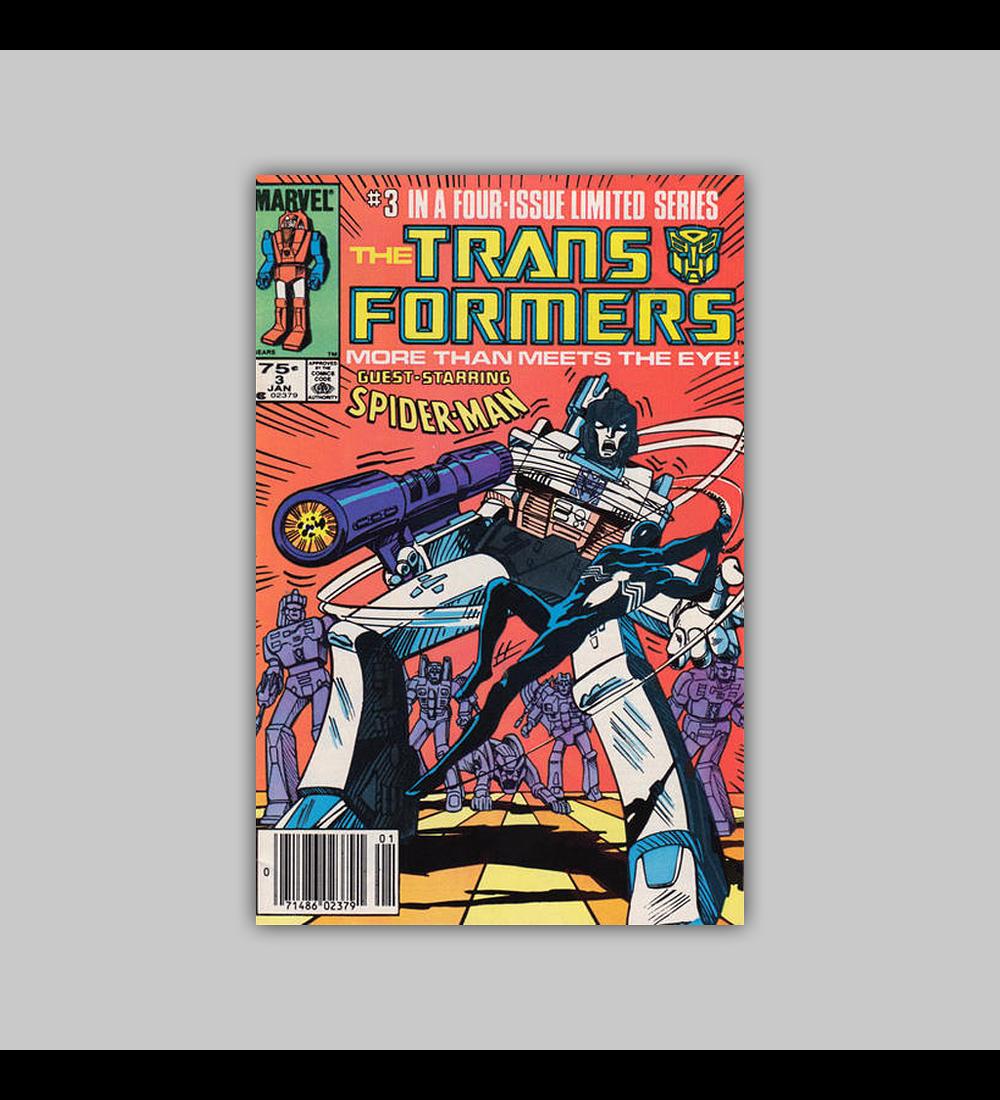 Transformers 3 1985