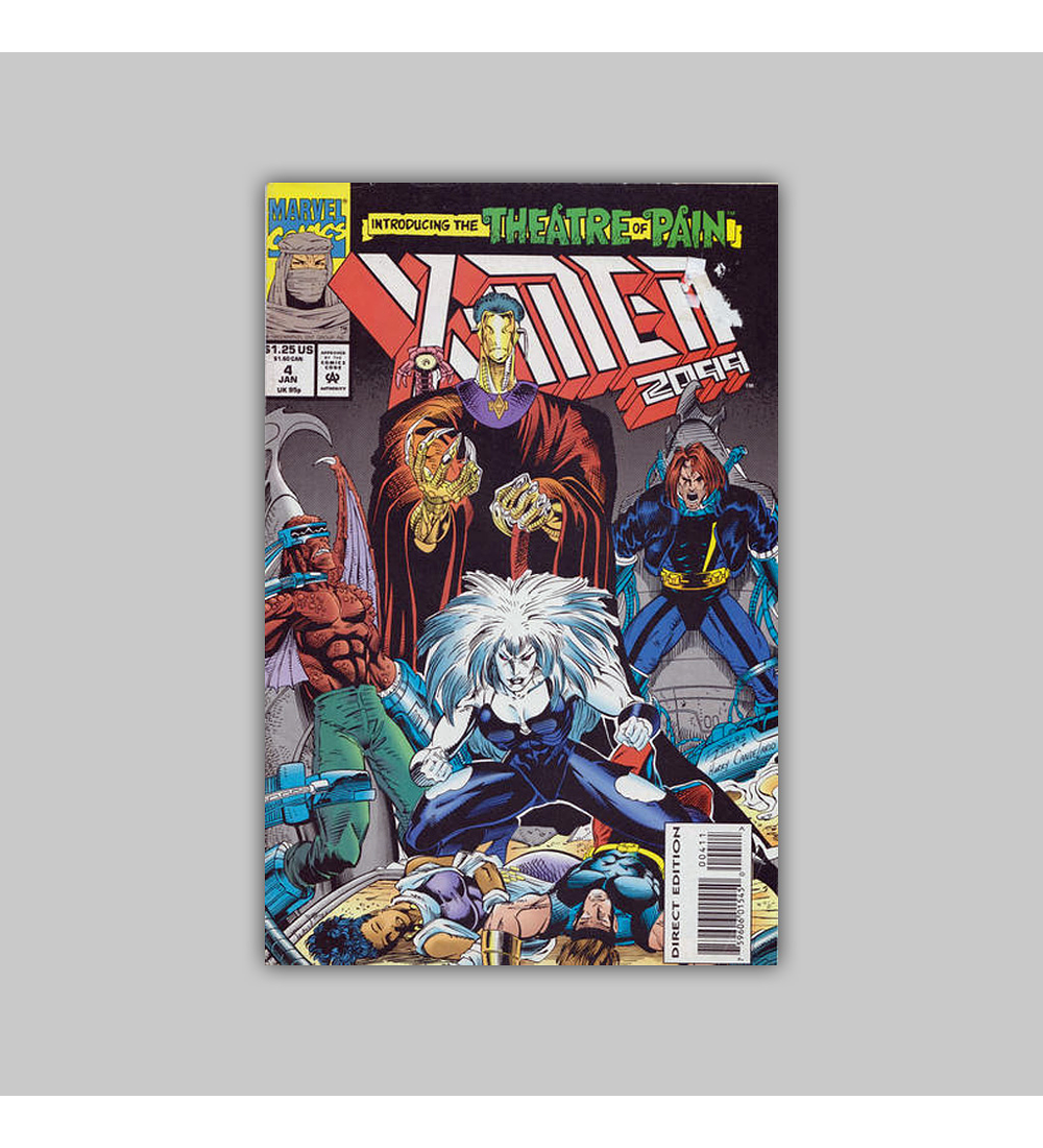 X-Men 2099 4 1994
