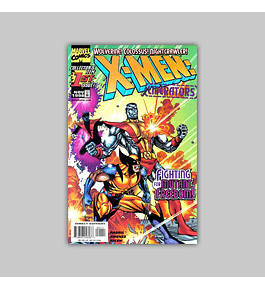 X-Men: Liberators (complete limited series) 1998