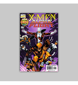 X-Men/Alpha Flight (complete limited series) 1998