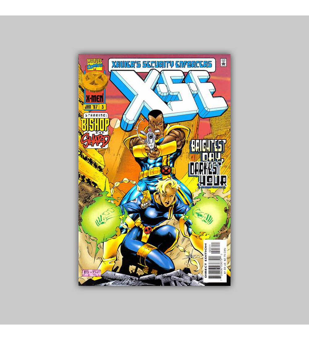 XSE (complete limited series) 1996