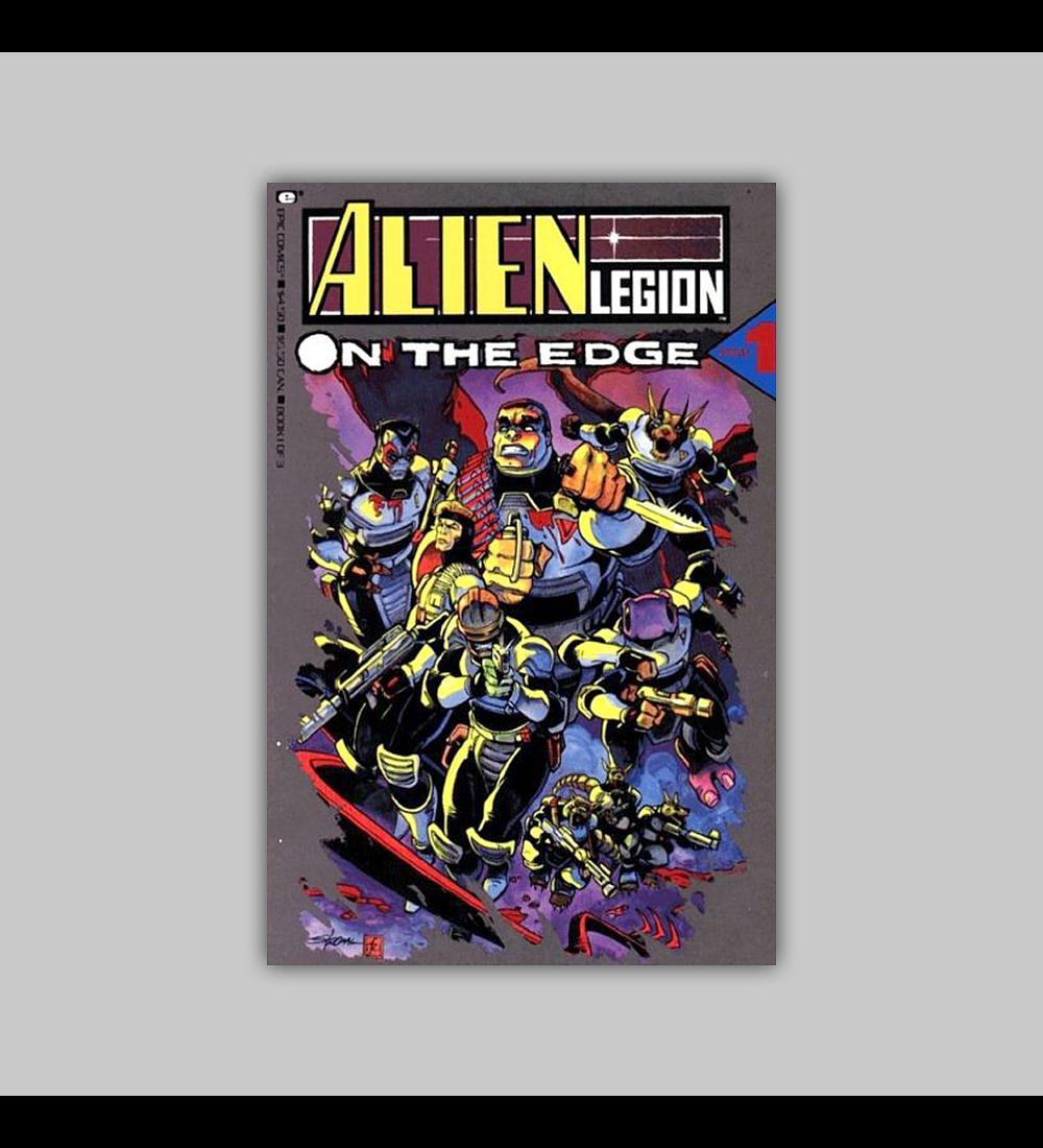 Alien Legion: On the Edge 1 1990