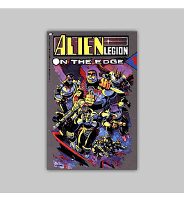 Alien Legion: On the Edge 1 1990