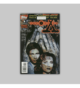 The X-Files 1 2nd printing 1995