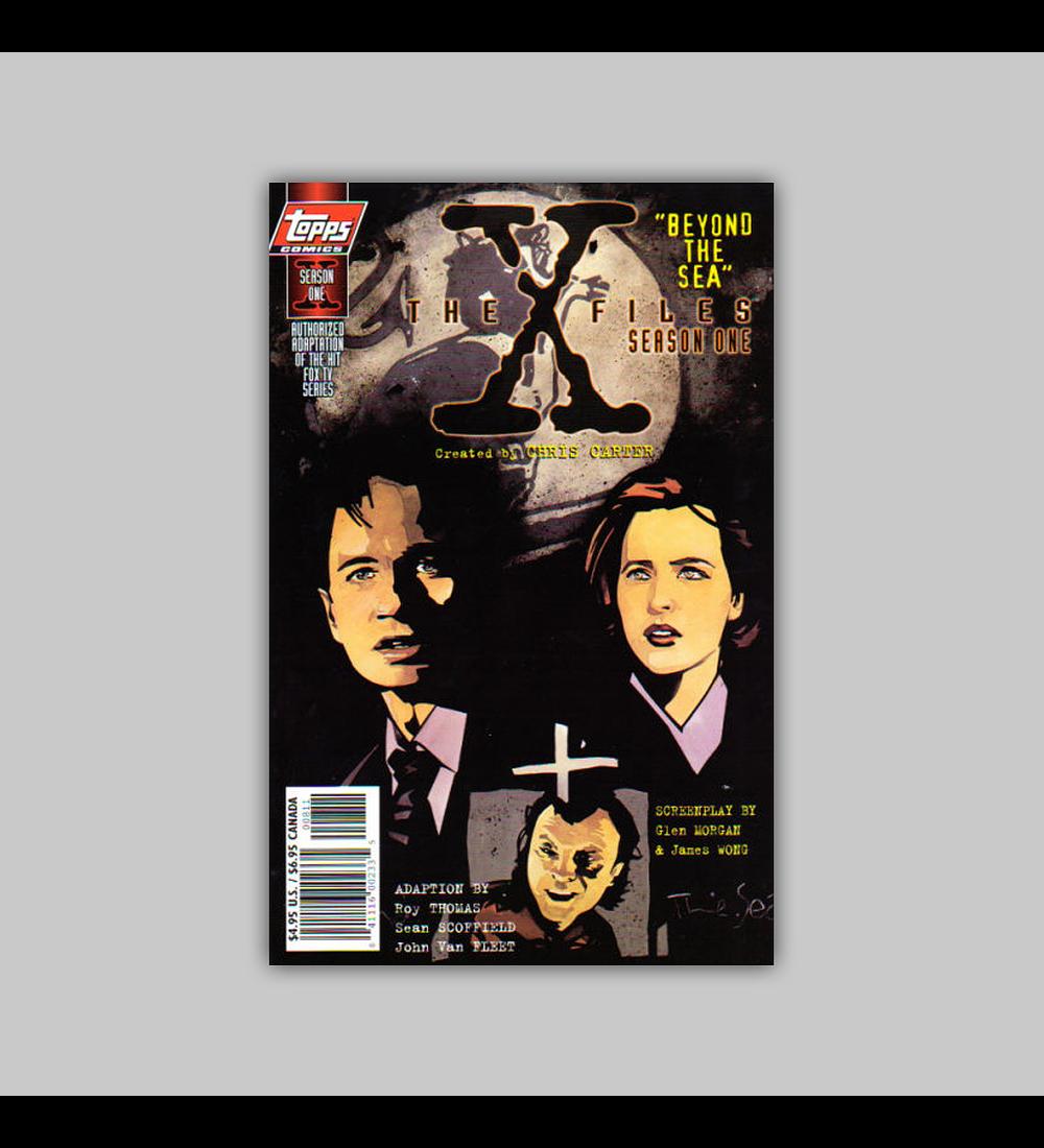 The X-Files Season One: Beyond the Sea 1998