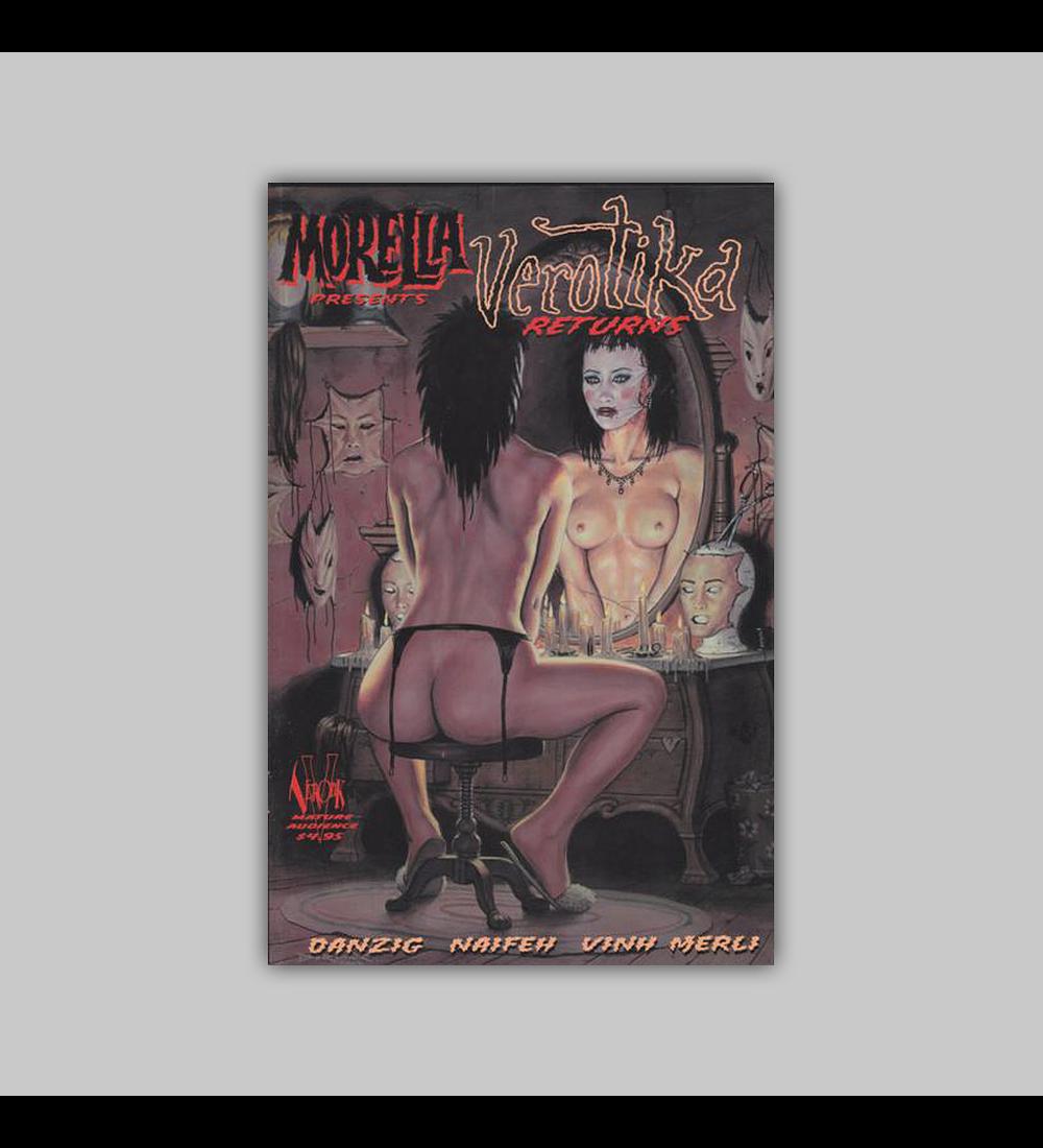 Morella Presents: Verotika Returns Special 2009