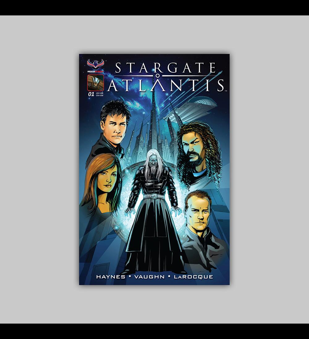 Stargate Atlantis: Back to Pegasus 1 2016