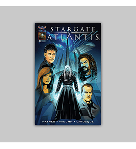 Stargate Atlantis: Back to Pegasus 1 2016