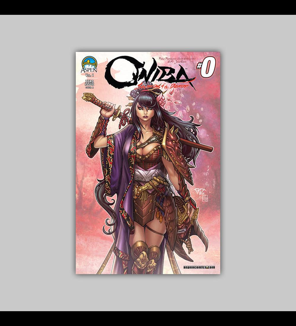 Oniba: Swords of the Demon 0 2015