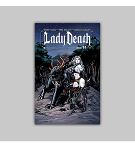 Lady Death Ongoing 14 2012