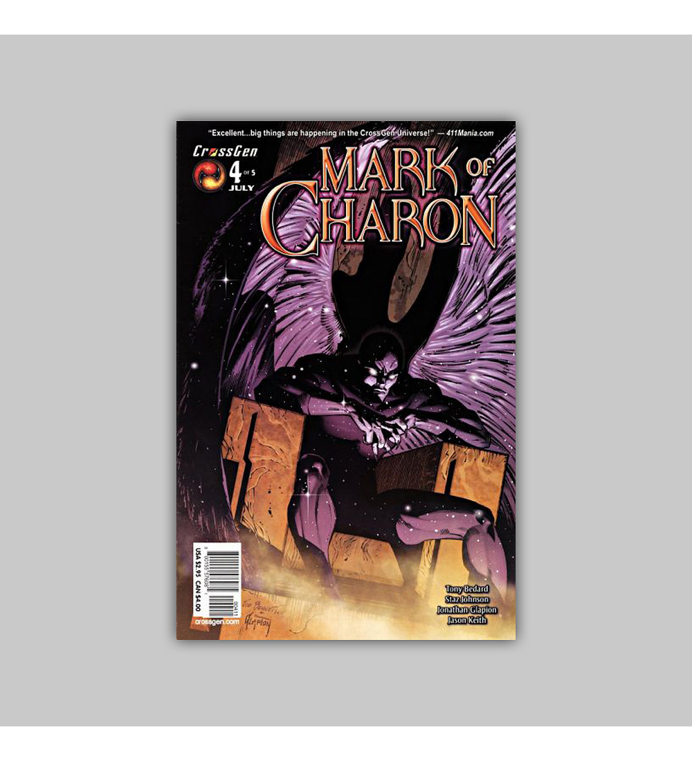 Mark of Charon (limited complete series) 2003