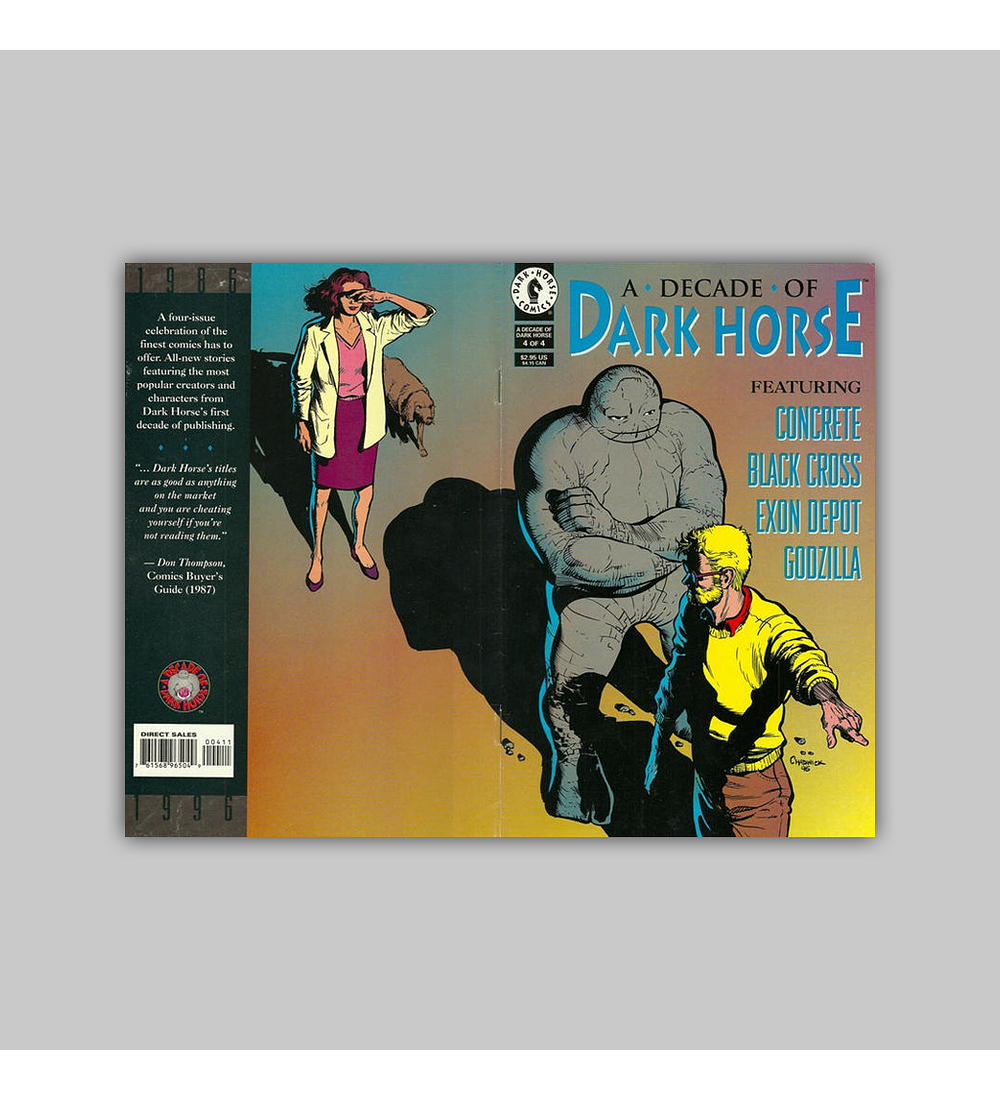 A Decade of Dark Horse (complete limited series) 1996