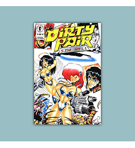 Dirty Pair: Sim Hell (complete limited series) 1993