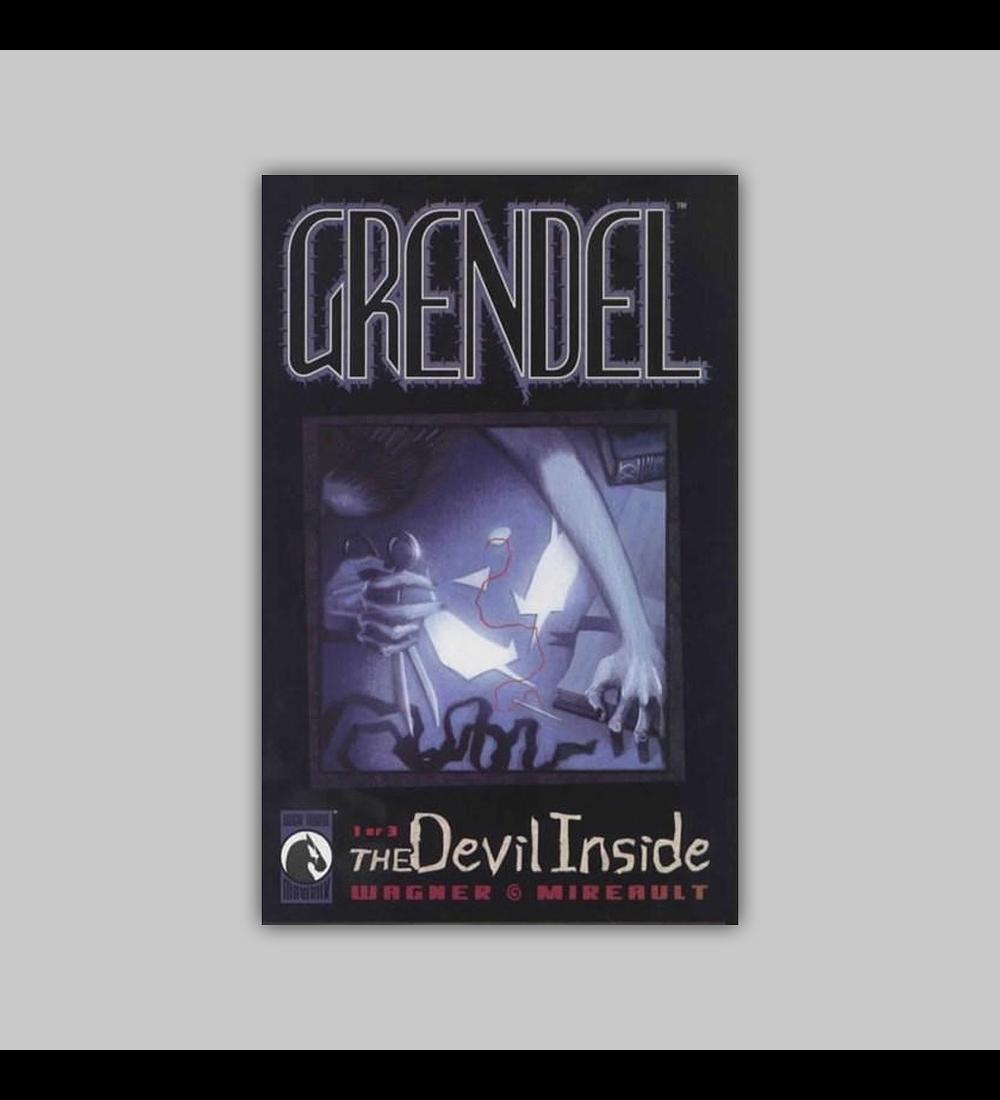 Grendel: The Devil Inside (complete limited series) 2001