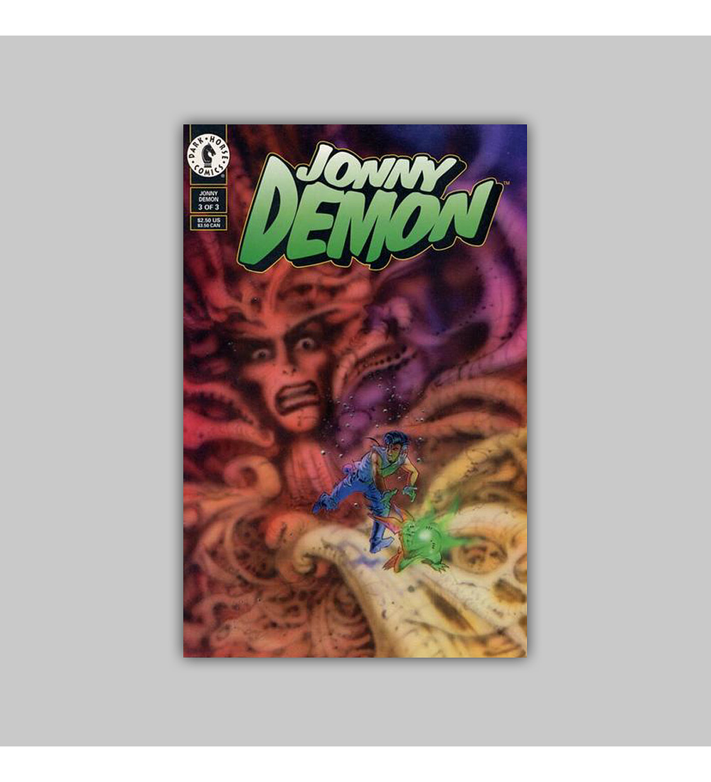 Jonny Demon (complete limited series) 1994