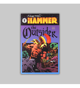 Kelley Jones' The Hammer: The Outsider (complete limited series) 1999