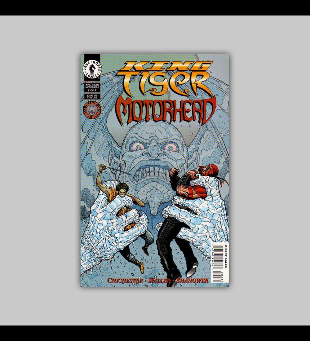 King Tiger & Motorhead (complete limited series) 1996