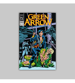 Green Arrow 32 1990