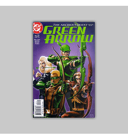 Green Arrow (Vol. 2) 21 2003