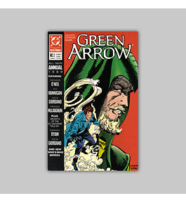 Green Arrow Annual 2 1989