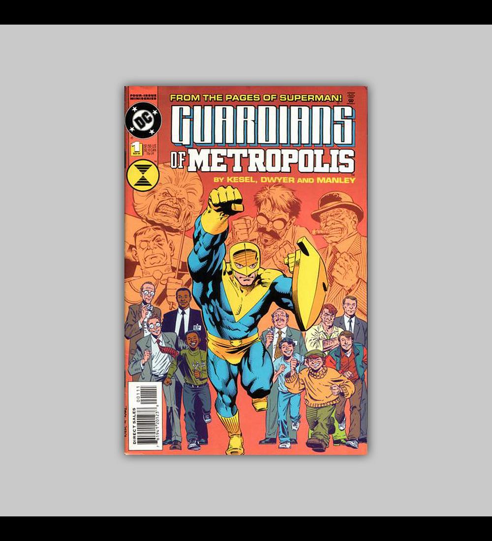 Guardians of Metropolis 1 1994