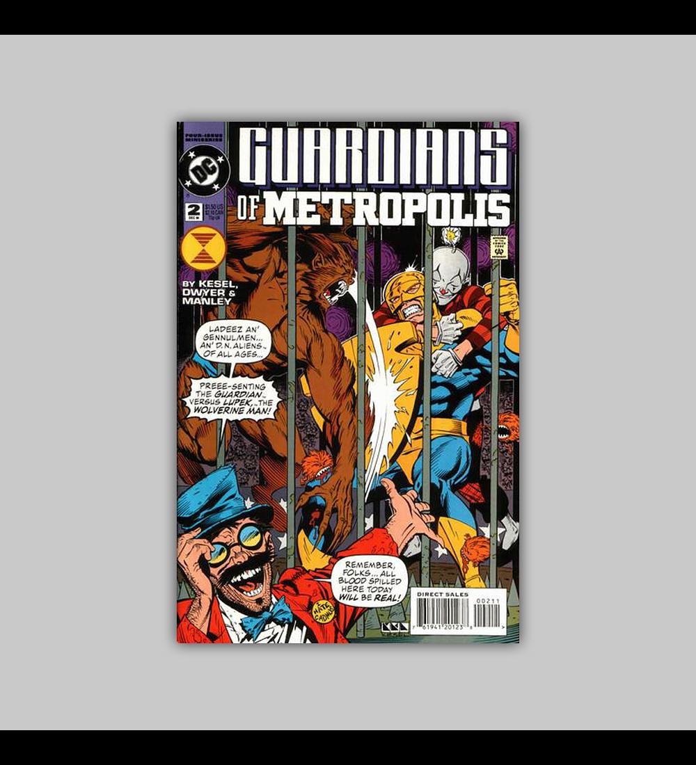 Guardians of Metropolis 2 1994