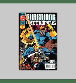 Guardians of Metropolis 3 1995