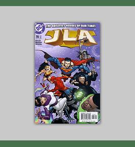 JLA 78 2003