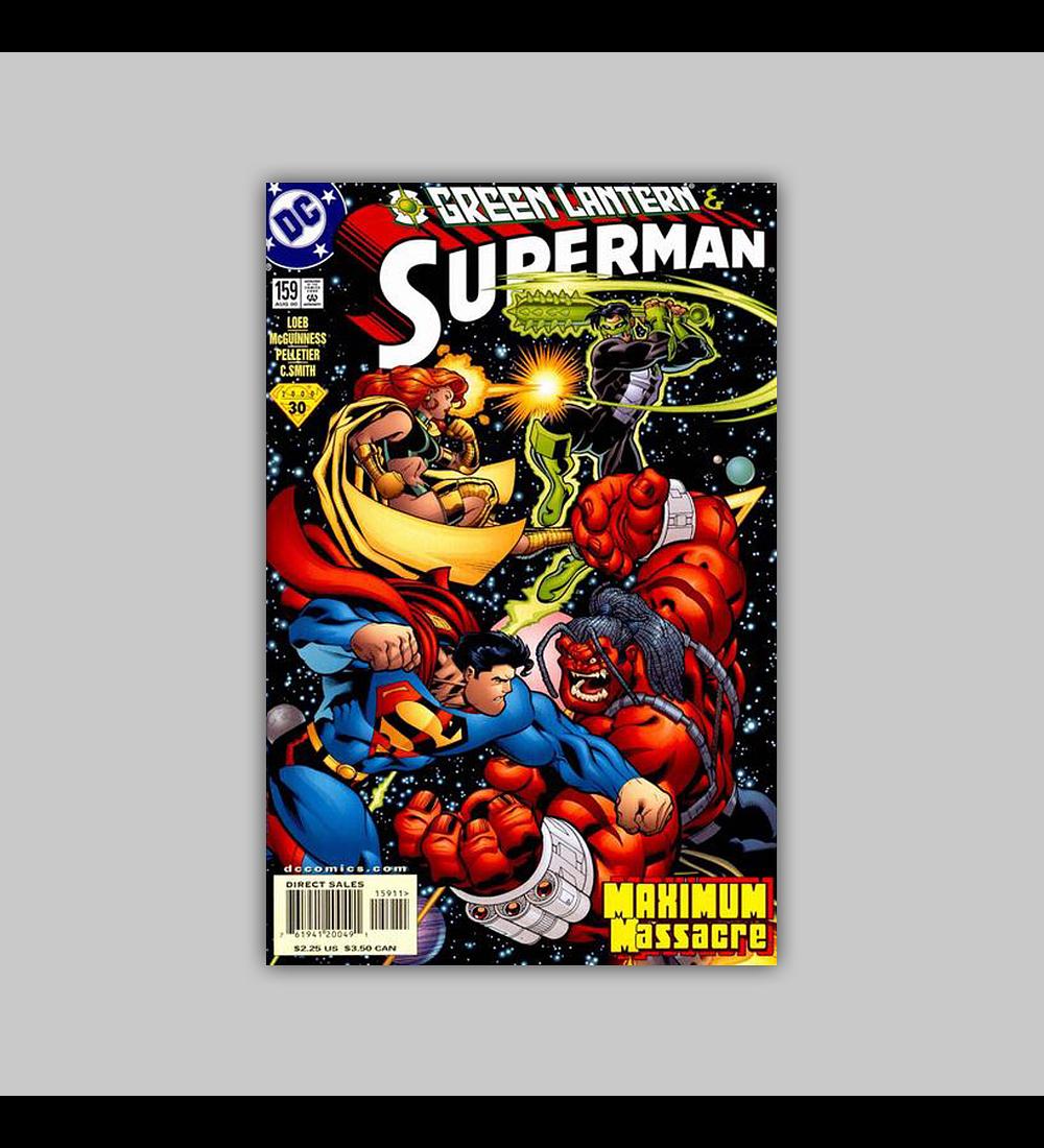 Superman 159 2000