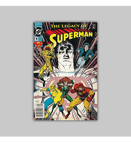 The Legacy of Superman 1 1993