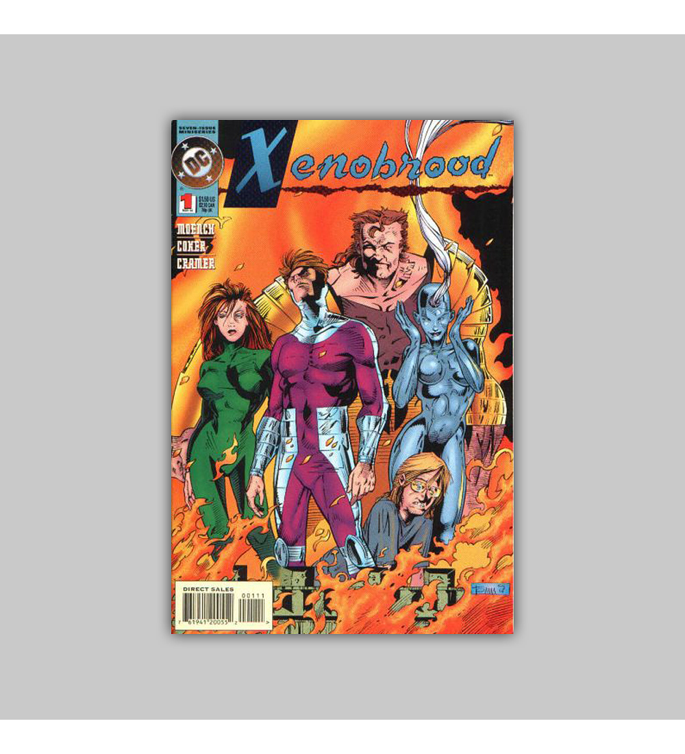 Xenobrood 1 1994