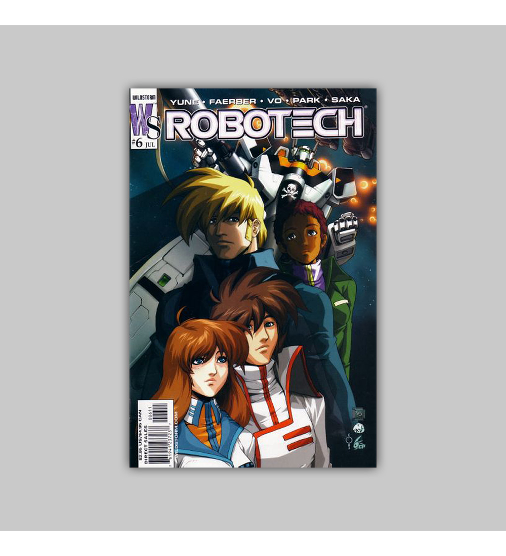 Robotech (complete limited series) 2003