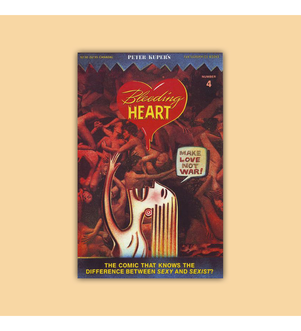 Bleeding Heart 4 1993
