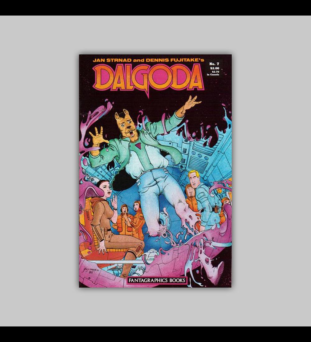 Dalgoda 7 1986