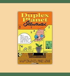 Duplex Planet Illustrated 3 1993
