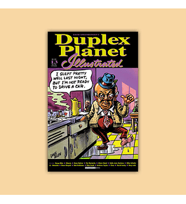 Duplex Planet Illustrated 13 1995