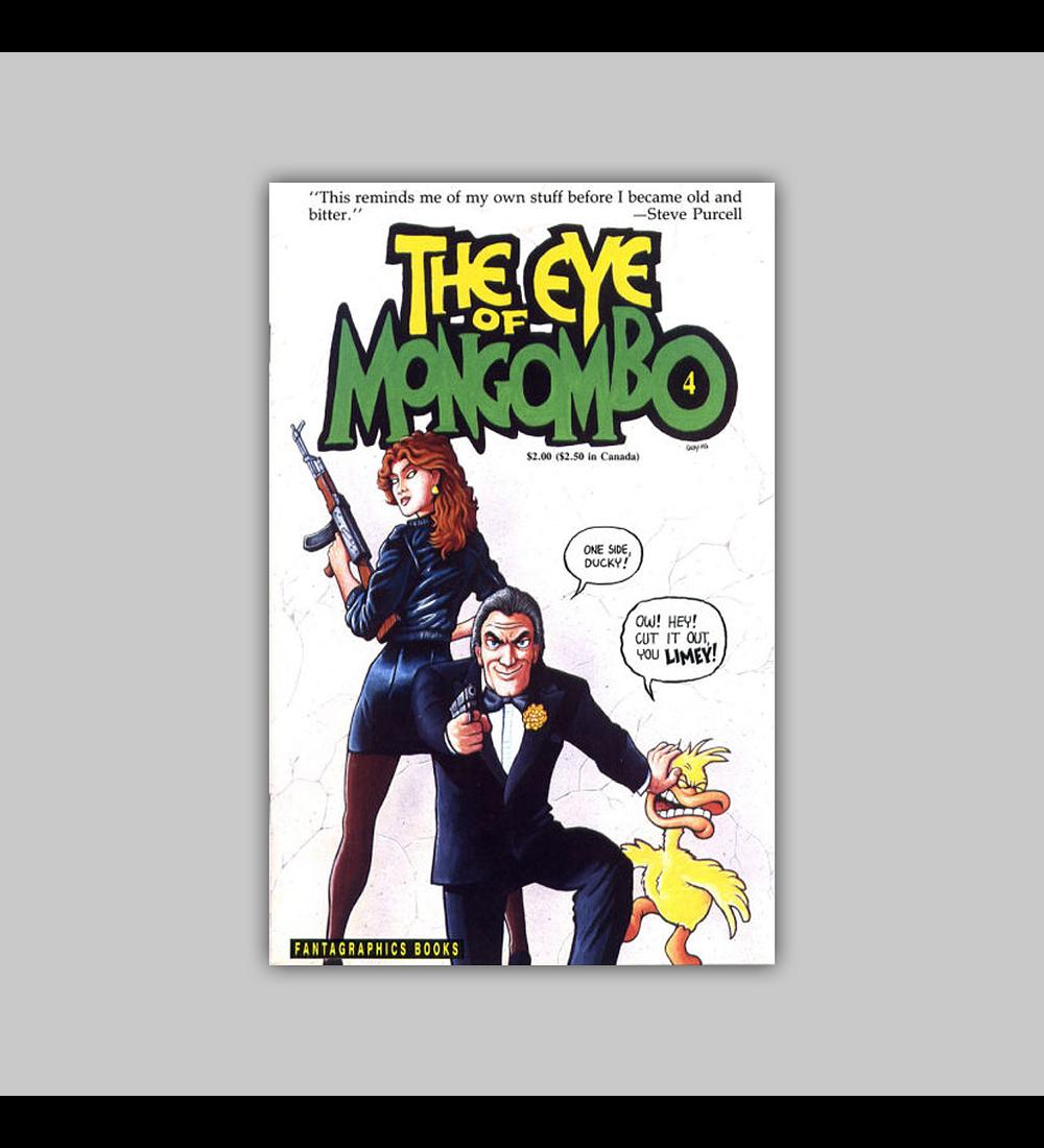 The Eye of Mongombo 4 1990