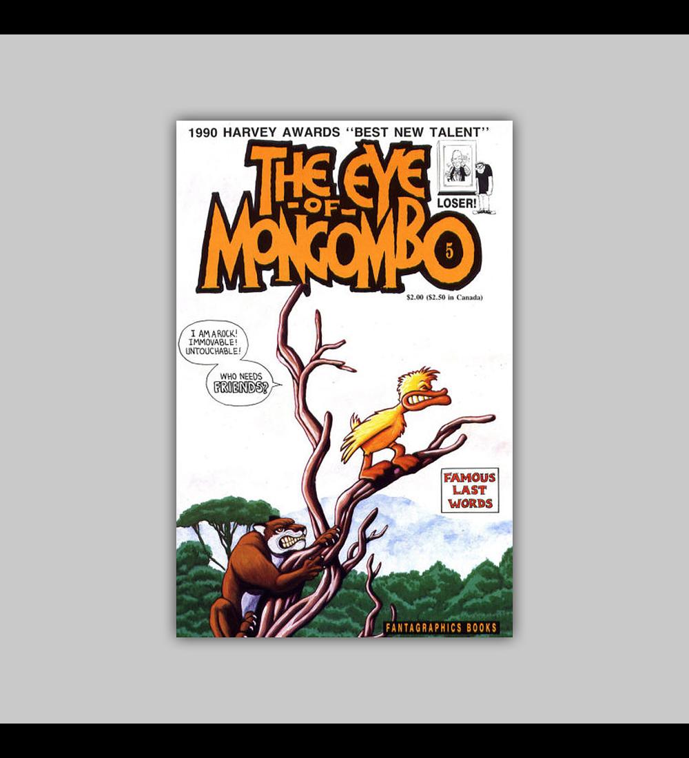 The Eye of Mongombo 5 1990