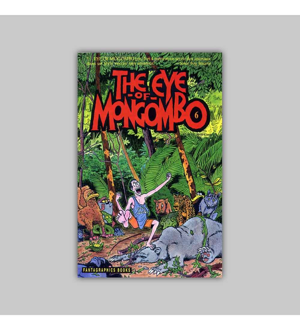The Eye of Mongombo 6 1991