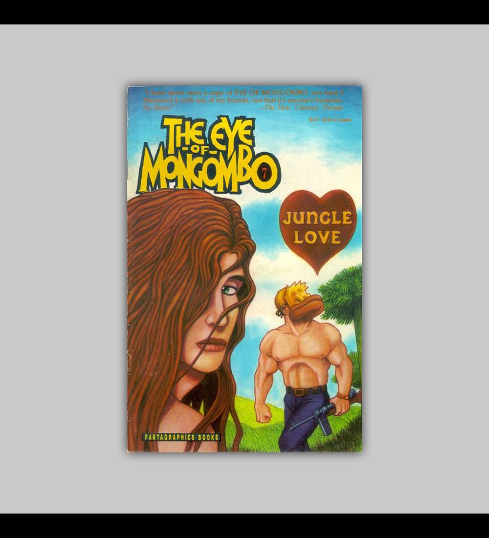 The Eye of Mongombo 7 1991