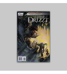 Dungeons and Dragons: The Legend of Drizzt 4 2011