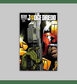Judge Dredd 1 2012