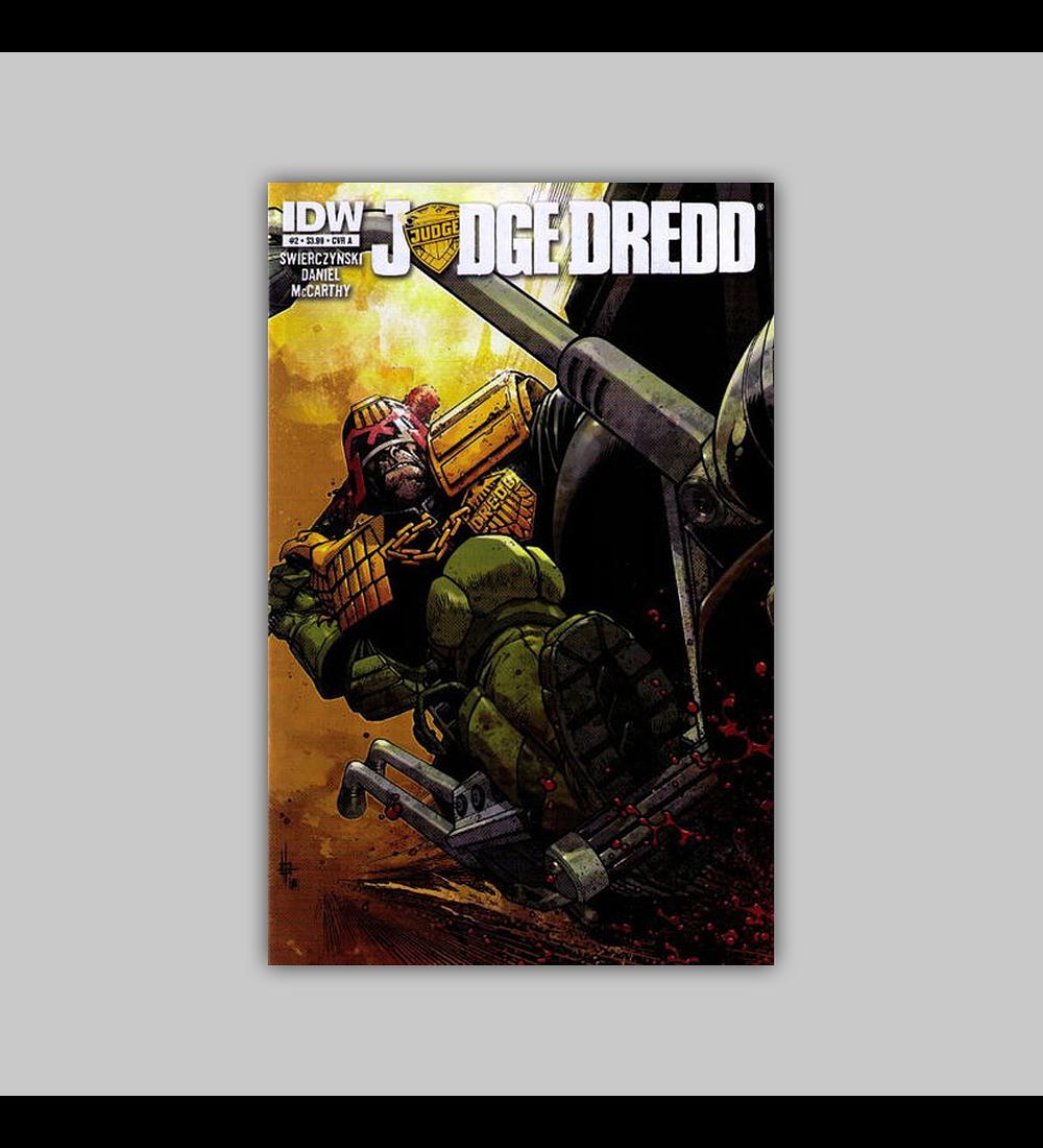 Judge Dredd 2 2012