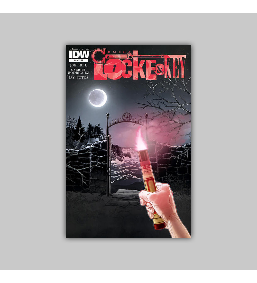 Locke and Key: Omega 4 2013